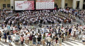 nuestro concierto en Alicante el último día del Campus